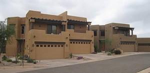 Tucson townhouses