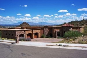 Luxury Homes Tucson az