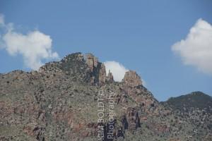 Mountains in Tucson Arizona