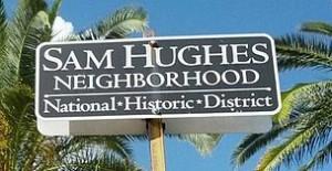 Sam Hughes Historic District