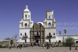 San Xavier Mission Tucson Az