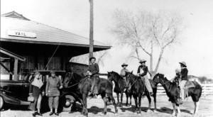 Vail Arizona Homes Historical Train Station