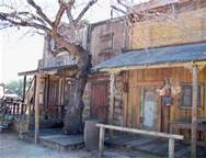 Old Tucson studios Tucson Arizona