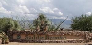 Saddlebrooke homes Tucson Retirement Community