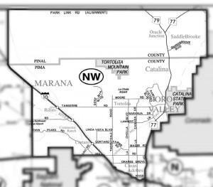 Tucson Neighborhoods Northwest Area