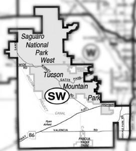 Cardinal Estates Subdivision tucson AZ
