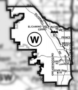 west Tucson Neighborhoods