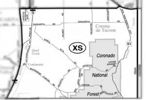 Tucson Neighborhoods Extended South Tucson Area