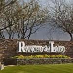 Rancho Del Lago Monument