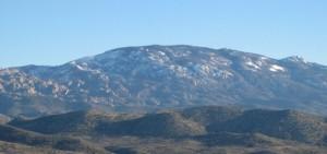 Rincon mountains Tucson Arizona