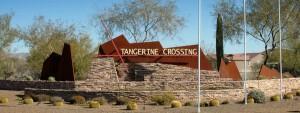 tangerine crossing tucson subdivision
