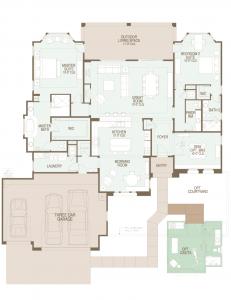 Preserve Floor Plans Sabino