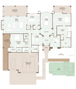 Preserve Floor Plans Catalina