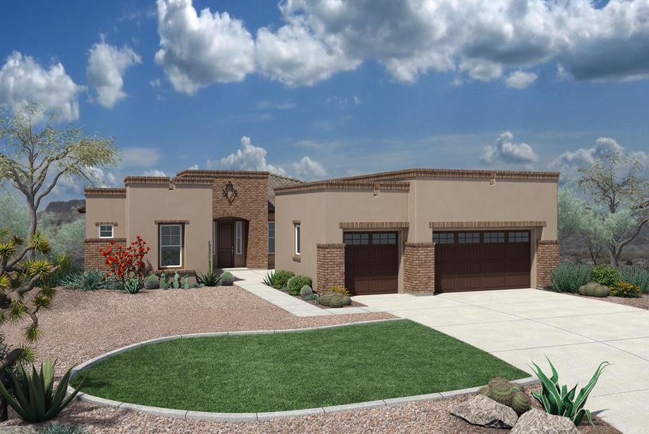 Toll Brothers Los Saguaros Montierra Plan on Floor Plan Toll Brothers Scottsdale