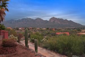 Monte Del Oro Subdivision Oro Valley AZ