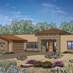 Boulder Pass Dove Mountain Plan 2383 Plan 2602 SouthWestern Ranch
