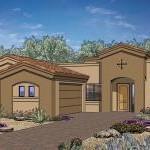 Boulder Pass Subdivision Tucson AZ 2605 Sonoran Hacienda