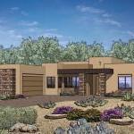 Boulder Pass Subdivision Tucson AZ Plan - 2758