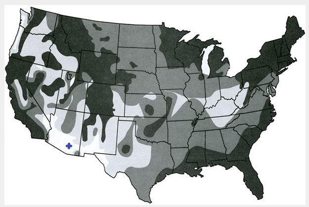 Natural Disasters In Arizona