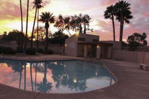 Tucson townhouses for sale 2556 N Ironwood Ridge