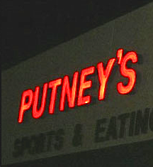 putney's pitstop sports bar & Grill