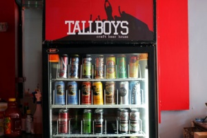 Tallboys Breakfast AF