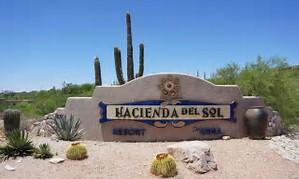 The Grill At Hacienda Del Sol Tucson AZ
