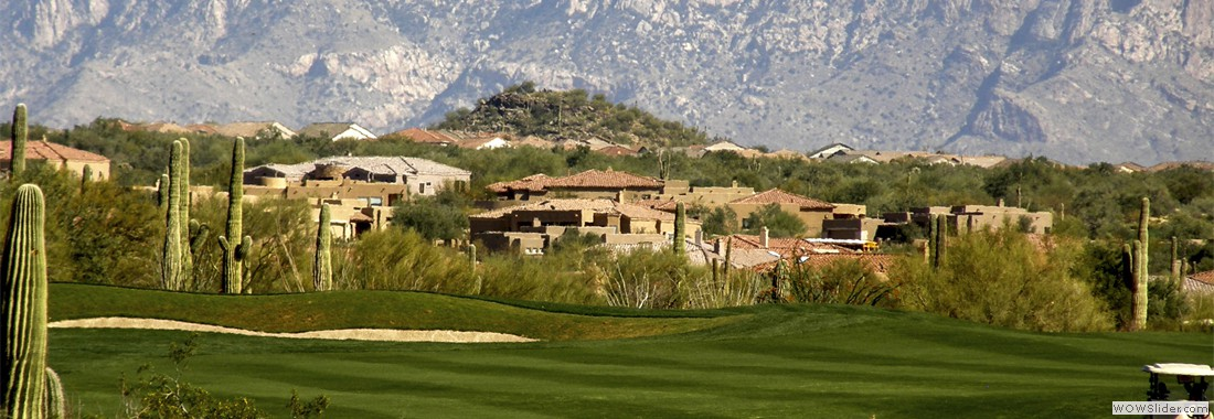 Want A Home With A Golf Course View?